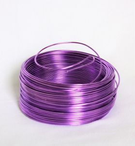 Aludraht violett