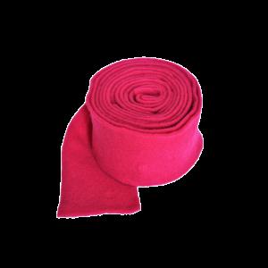 Filzband pink