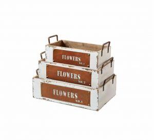 Flower box  set