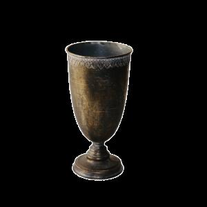 Pokal barock gold