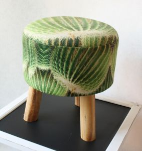 Hocker Kaktea  Holz